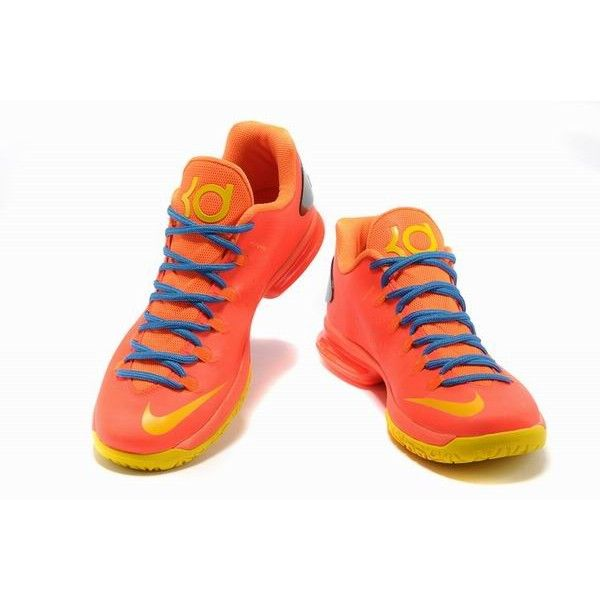 Buy Nike KD V Elite Team Orange For Sale |++|Sale Price: