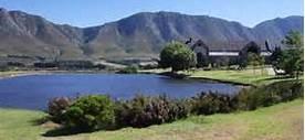 Sumaridge Estate Vineyards in Hemel En Aarde Valley in Hermanus South Africa