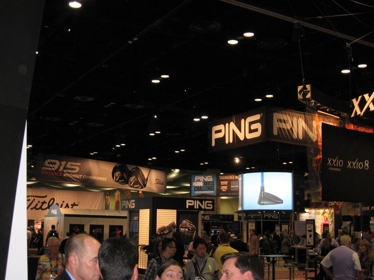Ping for men & Ping for women. Find the difference...