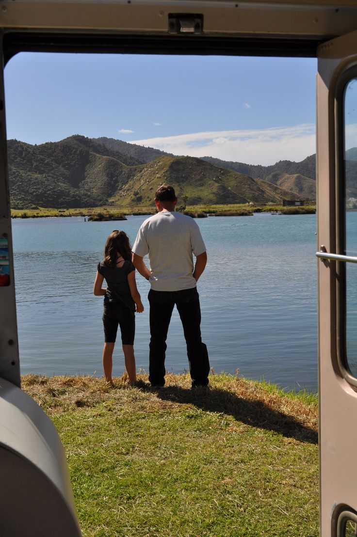 My girl, my guy and my beautiful New Zealand