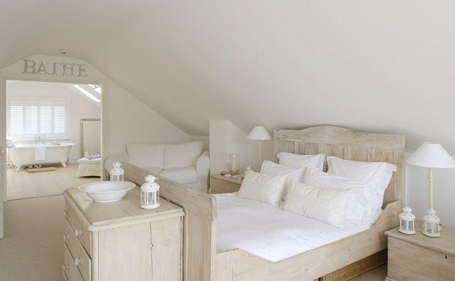 Loft bedroom                                                                                                                                                      More