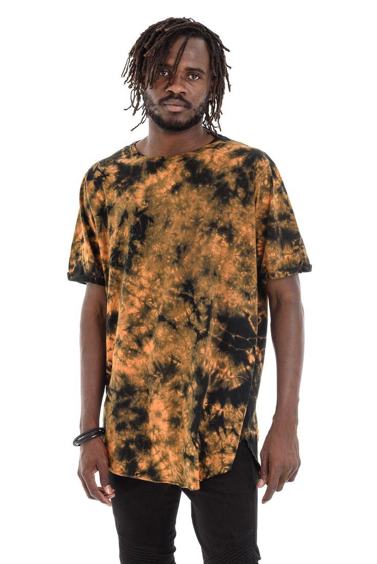 Tall Tee Batik - Street Style, Long Tee, Long T Shirt, T dress
