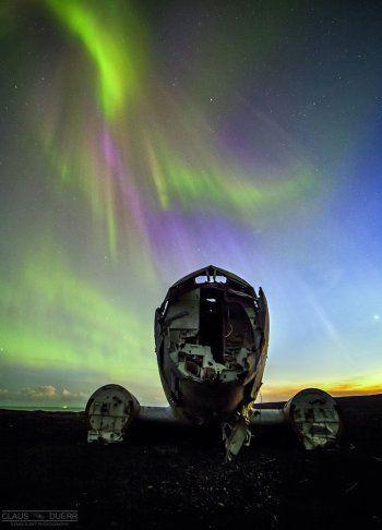 Naturfotografie – Polarlichter fotografieren