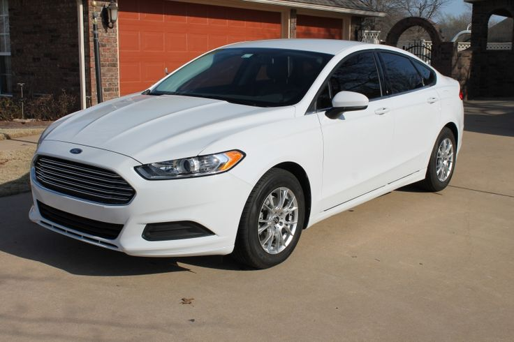ford fusion sport performance mods