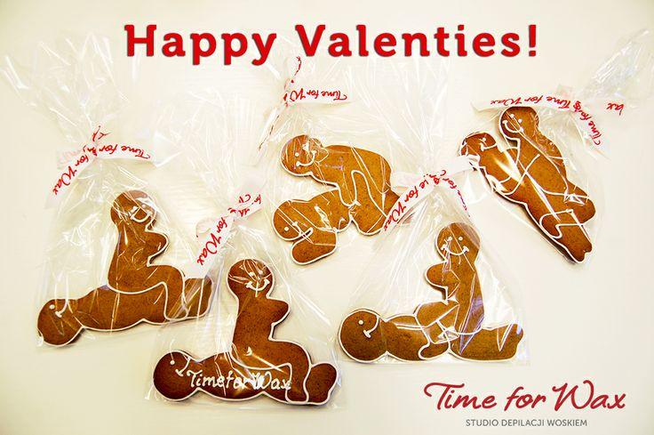 Kochani, happy Valentines! Czekamy na Was z piernikami! ;)