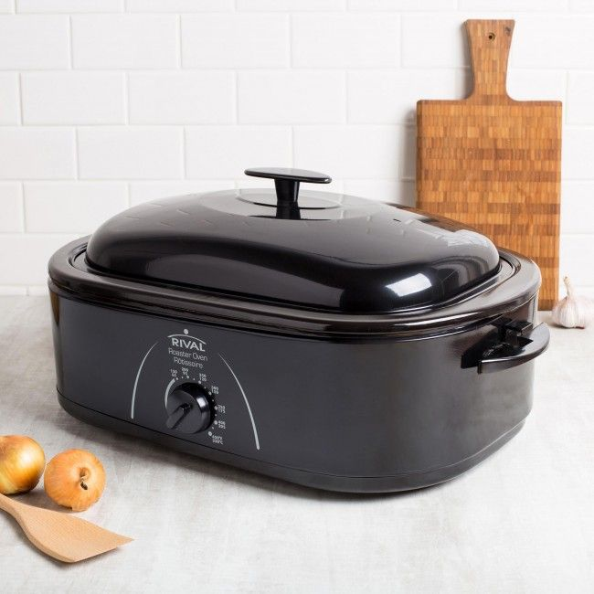 Rival Electric Roasting Oven (Black)
