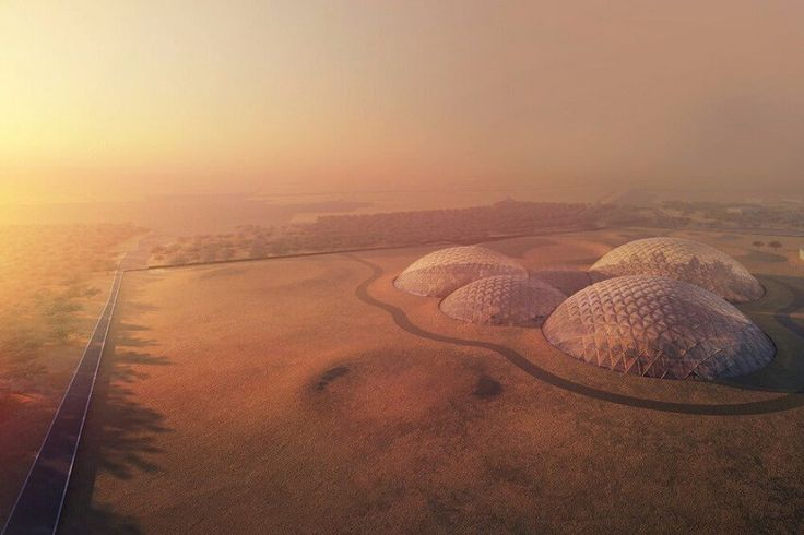 Mars Scientific City worth Dh500m to be built in the UAE