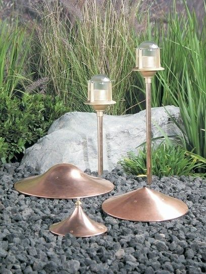Traditional Path Light - Stem ONLY