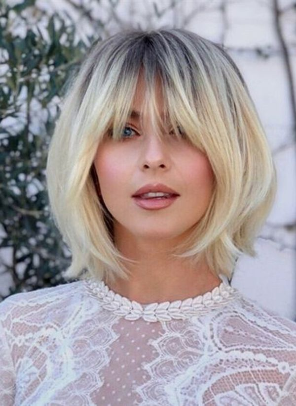 5 Easy Classy Short Bob Hairstyles With Bangs 2019 Bob Hairstyles With Bangs Choppy Bob Hairstyles Hairstyles With Bangs