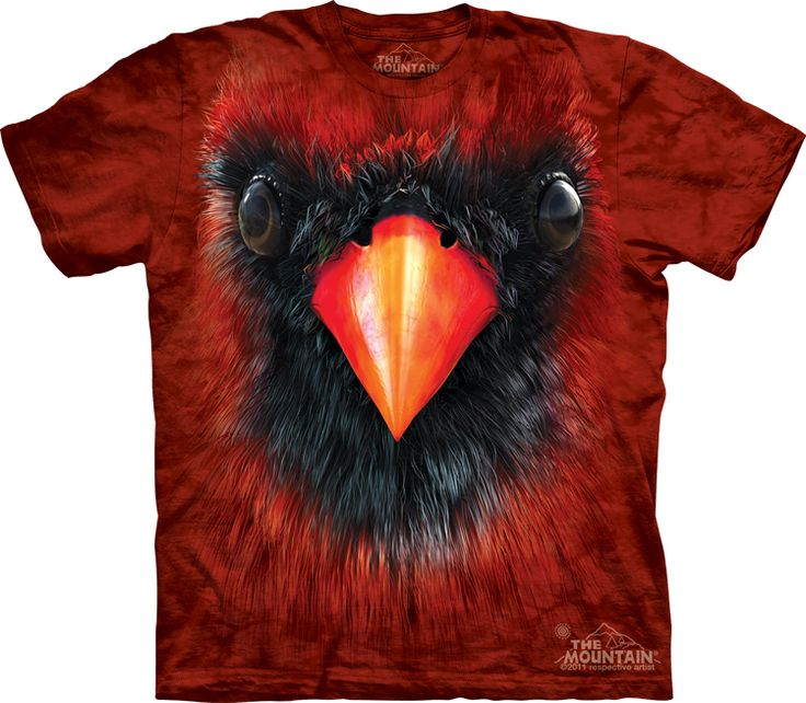 Cardinal T-Shirt @Click image to purchase