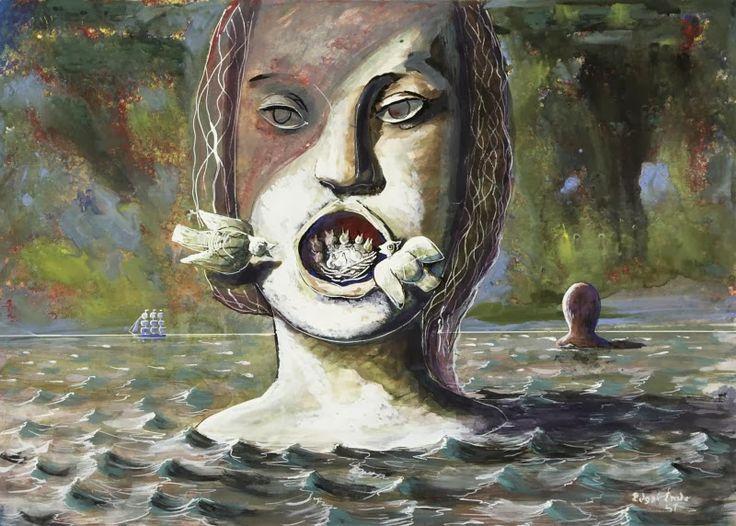 Edgar Ende (German surrealist painter, 1901–1965)