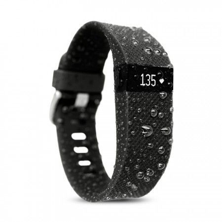 Waterproofed Fitbit Charge HR