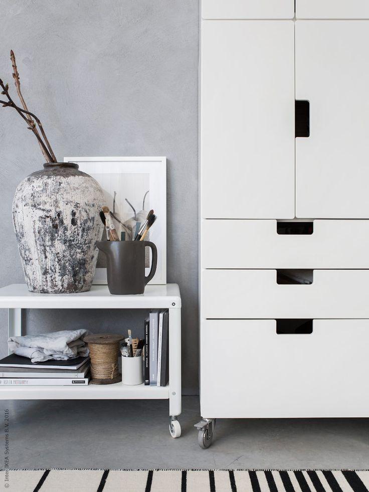 STUVA I Mormorsglamours Ateljé | Livet Hemma – IKEA