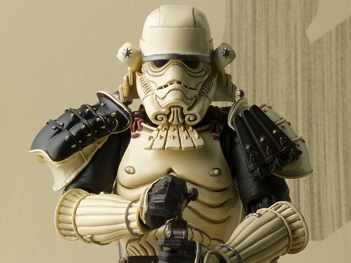 Star Wars Movie Realization: Teppo Ashigaru Sandtrooper (SDCC)