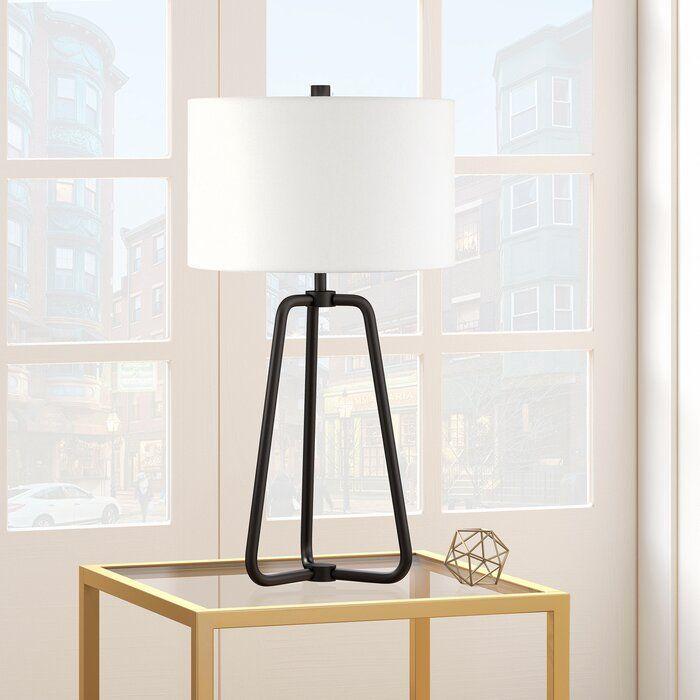 Modern Rustic Interiors Eric 26 Table Lamp Reviews Wayfair Lamp Table Lamp Table Lamp Base