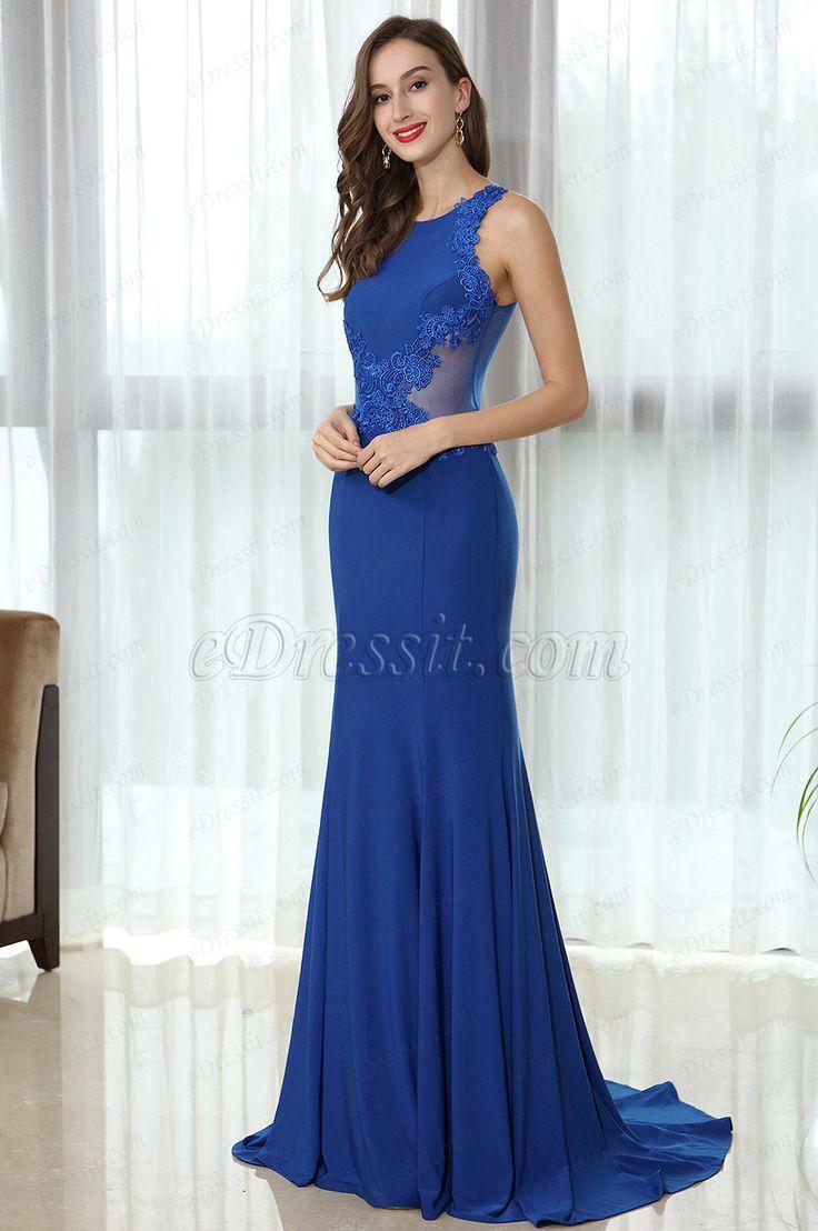 15 best Abendkleider Lang images on Pinterest | Formal prom dresses ...