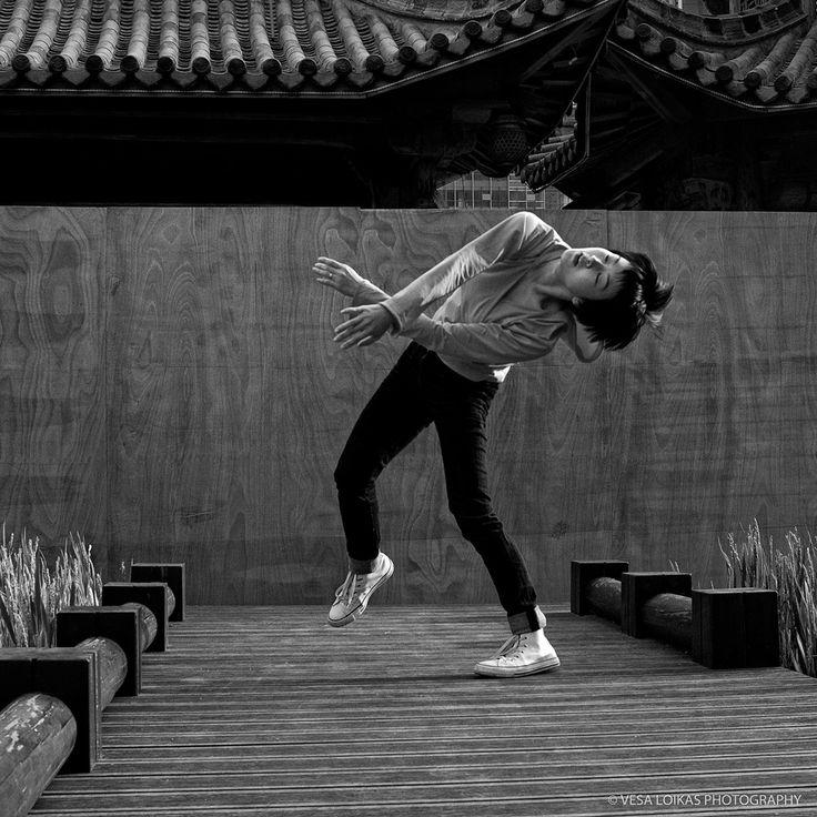 'CHARACTER DANCER'  上海证大喜玛拉雅中心 - Zendai Himalayas Center, 1188 Fangdian Road, Pudong New District, SHANGHAI, CHINA - 2014 dancer: Yanan Liu