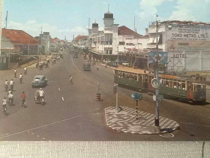 Jln. Tunjungan th 1957