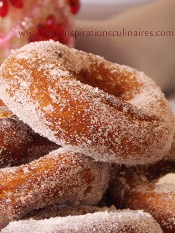 Rosquillas (beignets espagnols)
