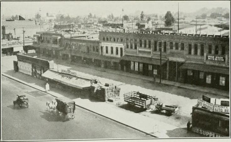 """Image from page 570 of """"Report on railroad grade crossing elimination and passenger and freight terminals in Los Angeles"""" (1920) 