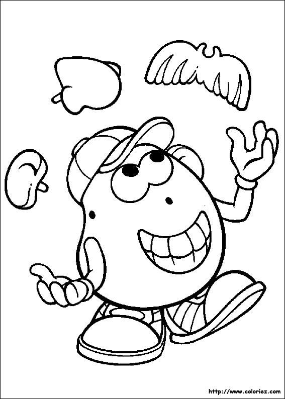 41 best Unit Mr Potato Head images on Pinterest Potato heads