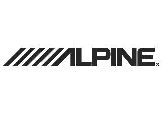 Vector logo download free: Alpine Logo Vector