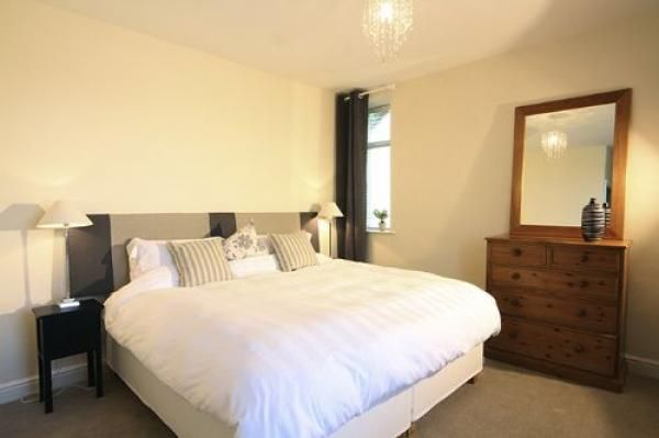 Stunning contemporary apartment in Coniston village, Rose Loft Apartment. www.iknow-lakedistrict.co.uk