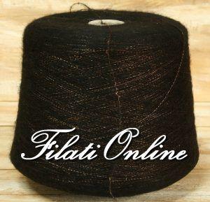 WVMO102NM Filato misto lana merino nero e marrone 860gr 12,90€ - 1115gr 16,73€