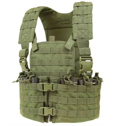 Immagine di CONDOR GILET TATTICO MODULARE CHEST CS