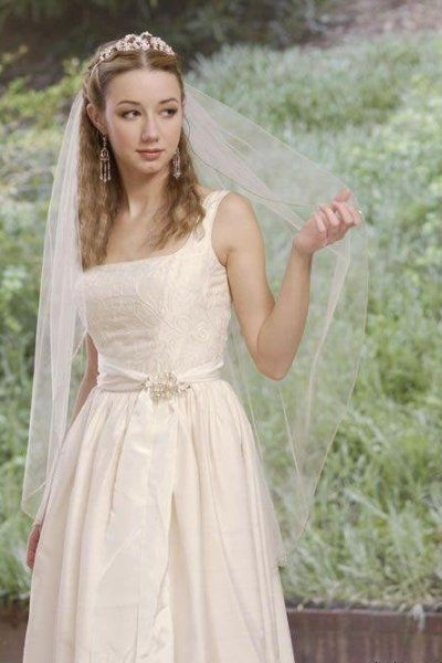Wedding Hairstyles with Veil and Tiara