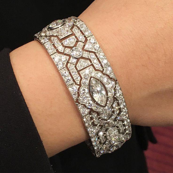 CARTIER Art Deco Cartier Bracelet