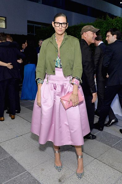 Creative Director and President for JCrew Jenna Lyons attends Glamour Women Of The Year 2016 at NeueHouse Hollywood on November 14 2016 in Los...