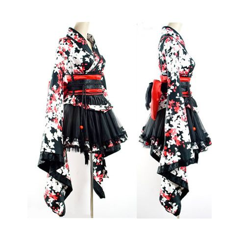 vestidos japoneses juvenile q usualmente usan las lolitas q opinas?