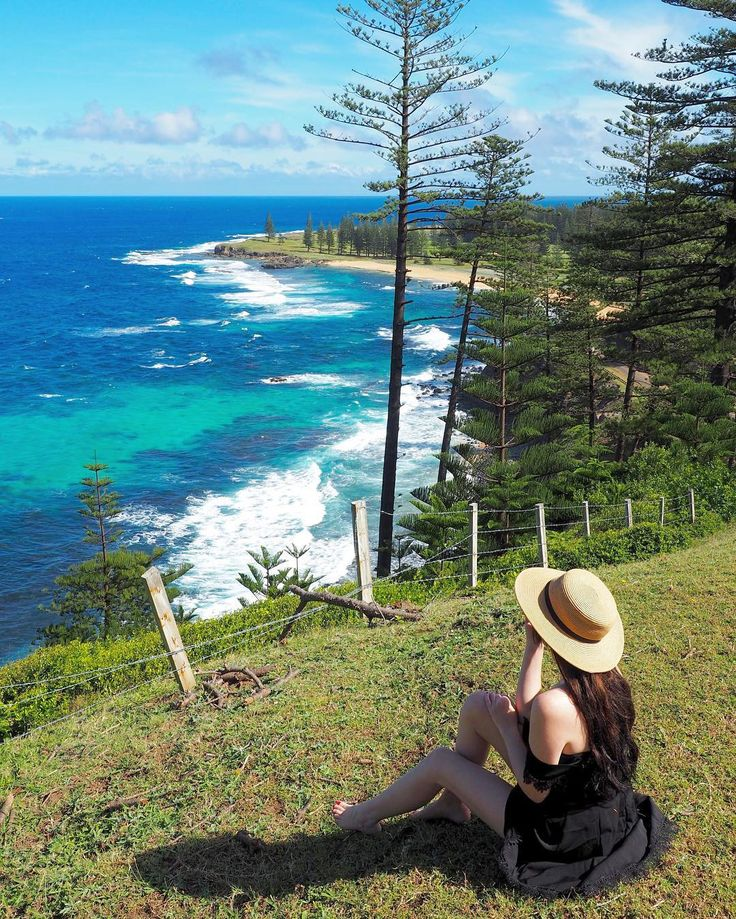 Norfolk Island by worldwanderlust
