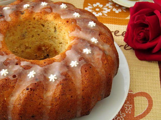 Постигая искусство кулинарии... : Овсяно-медовый кекс с изюмом и лимонной ноткой