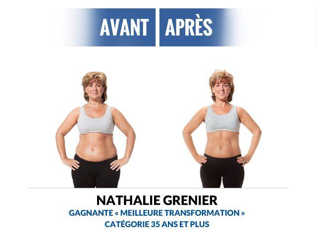 Transformation de Nathalie Grenier