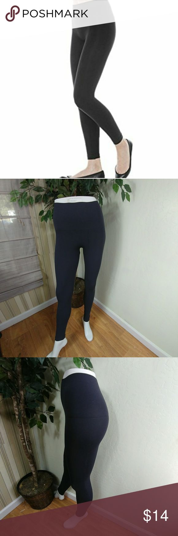 Star By Spanx Tout & About Shaping Leggings Star power by spanx tout an about shaping leggings, size small, color gray, densely ribbed fabric, seamless design, wide double-layer waistband,  comfortably firm the tummy, hips, rear and thighs, seamless construction with medium control; provides extra smoothness to hold in problem areas,ankle Length,  made of 90% nylon, 10% spandex,hand wash cold, line dry,  compare $30.00 retail price value,  comes new without tag or retail package as closeout…