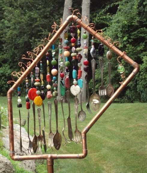 Wind Chimes • Lots of Pics     to get DIY Ideas