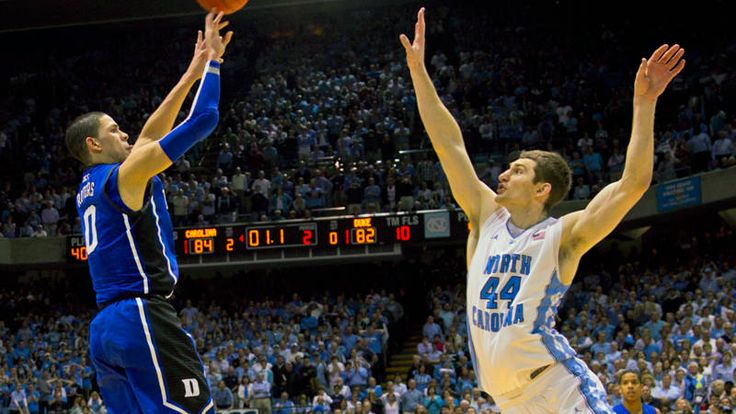 Counting down to Duke vs. UNC II
