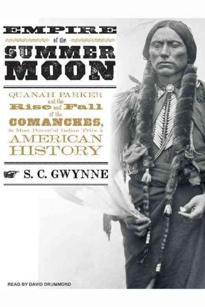 46 best native american books resources images on pinterest moon quanah parker and the rise and fall of the comanches the most powerful indian tribe in american history deals on powerful indian coupons fandeluxe Gallery