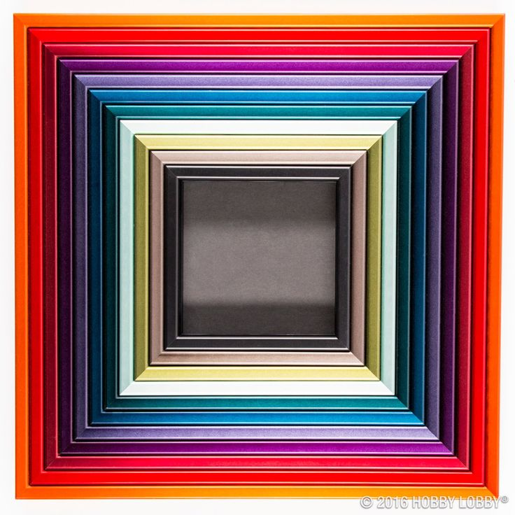 Add Vibrant Pops Of Color To Your Walls With New Metal