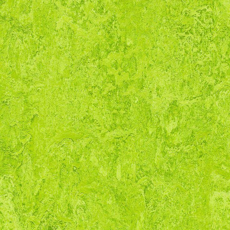 "Forbo Chartreuse 333224 Marmoleum Click Cinch LOC 12"" x 12"