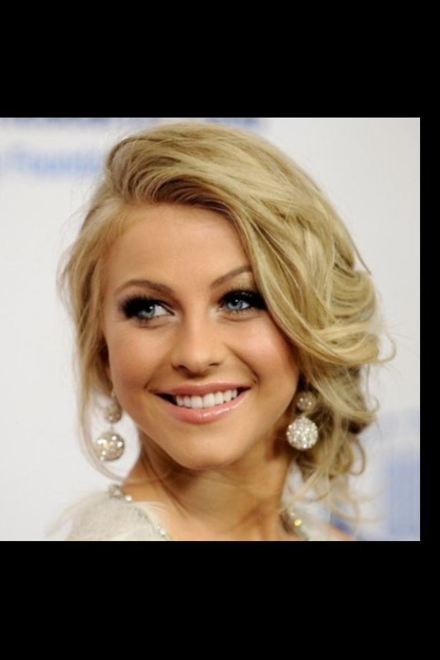 Loving this for Prom! Movie star prom hair