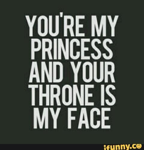 Where's my princess at?