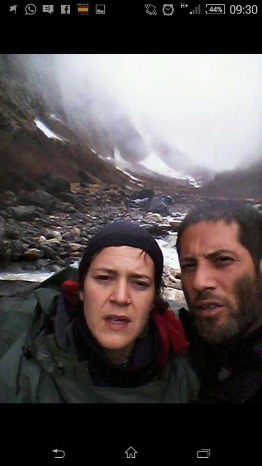 Mi amiga busca a su hermano, desaparecido tras el terremoto de Nepal. Por favor, ayudadme a difundir