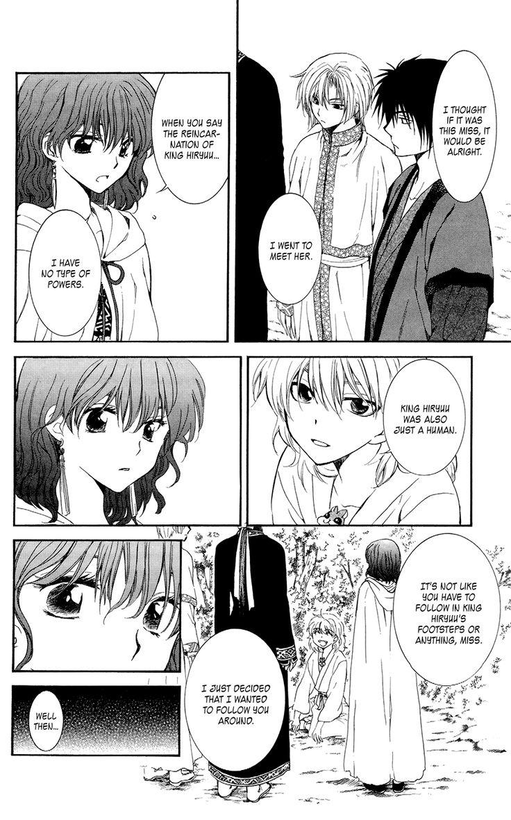 Read Akatsuki no Yona Vol. 18 Chap 101: The Original Dragon online