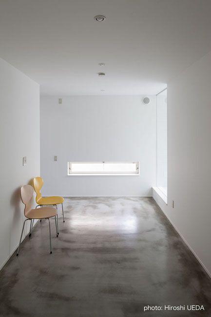 石川淳建築設計事務所 | シンプルモダン住宅デザイン » » OUCHI-21 土間の家