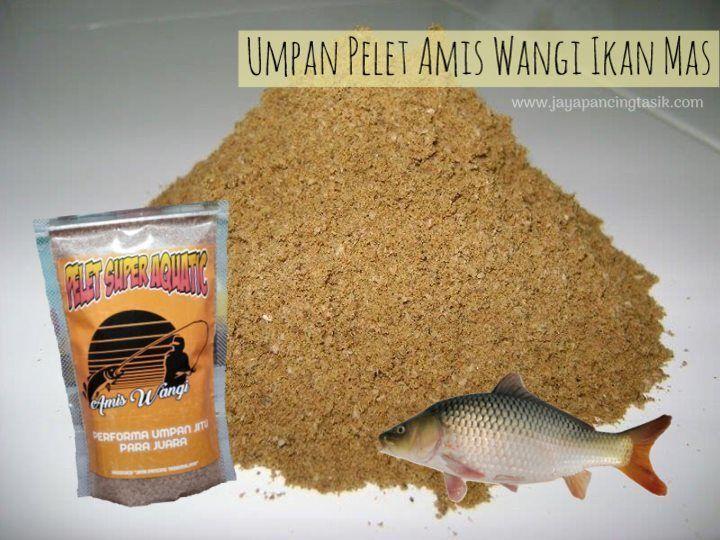 Racikan Umpan Pelet Amis Wangi Ikan Mas Dengan Memakai Pelet Super Aquatic Dan Essen Yang Sudah Terbukti Mantap Dalam Meningkatkan Rating Strike Para Pe Ikan Mas