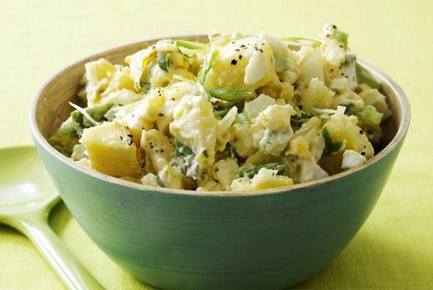 Picnic Potato Salad recipe by Justin Wilson  (1) From: Epicurus, please visit