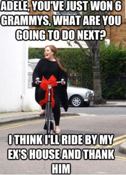 Love Adele :)